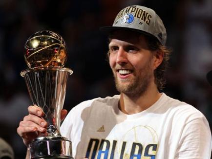 When he won a title, Nowitzki cemented his legacy