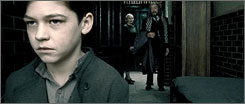 A scene from the Half-Blood Prince trailer