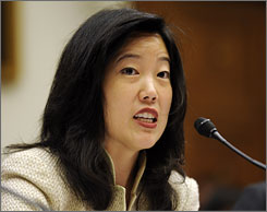 D.C. schools chancellor Michelle Rhee wants teachers to give up traditional tenure and seniority protections.