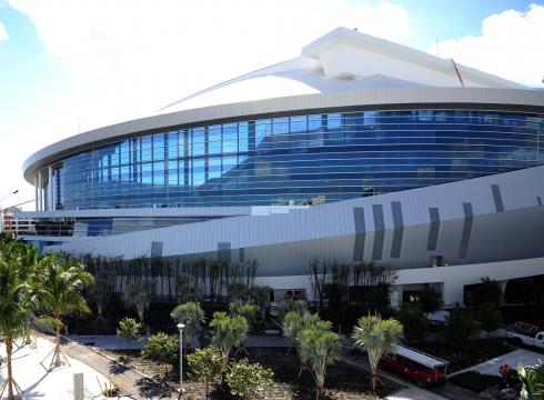 Image result for marlins park outside