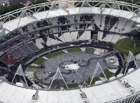 London Main Stadium