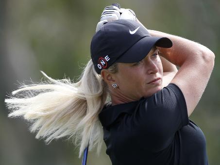 Suzann Pettersen Golf
