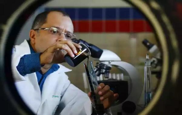 Procedimento extrai gases capazes de serem utilizados como energia limpa. Foto: Shilton Araújo / Divulgação -