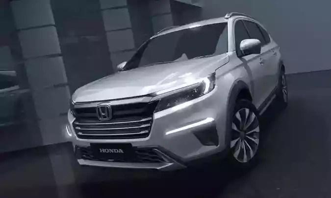Honda's new compact SUV be