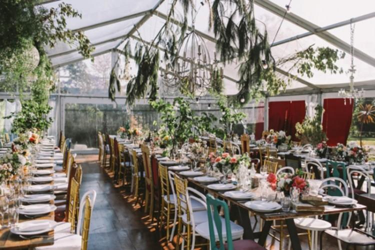 21 Dreamy Earthy Botanical Wedding Venues Weddingomania