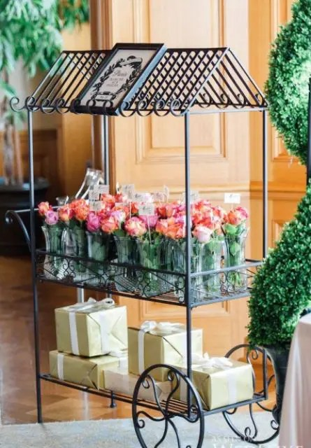 22 Parisian Themed Bridal Shower Ideas