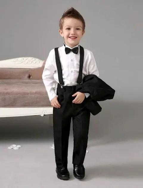 Wedding Attire 5 Year Old Boy