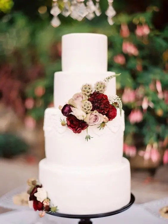 28 Refined Burgundy And Blush Wedding Ideas Weddingomania