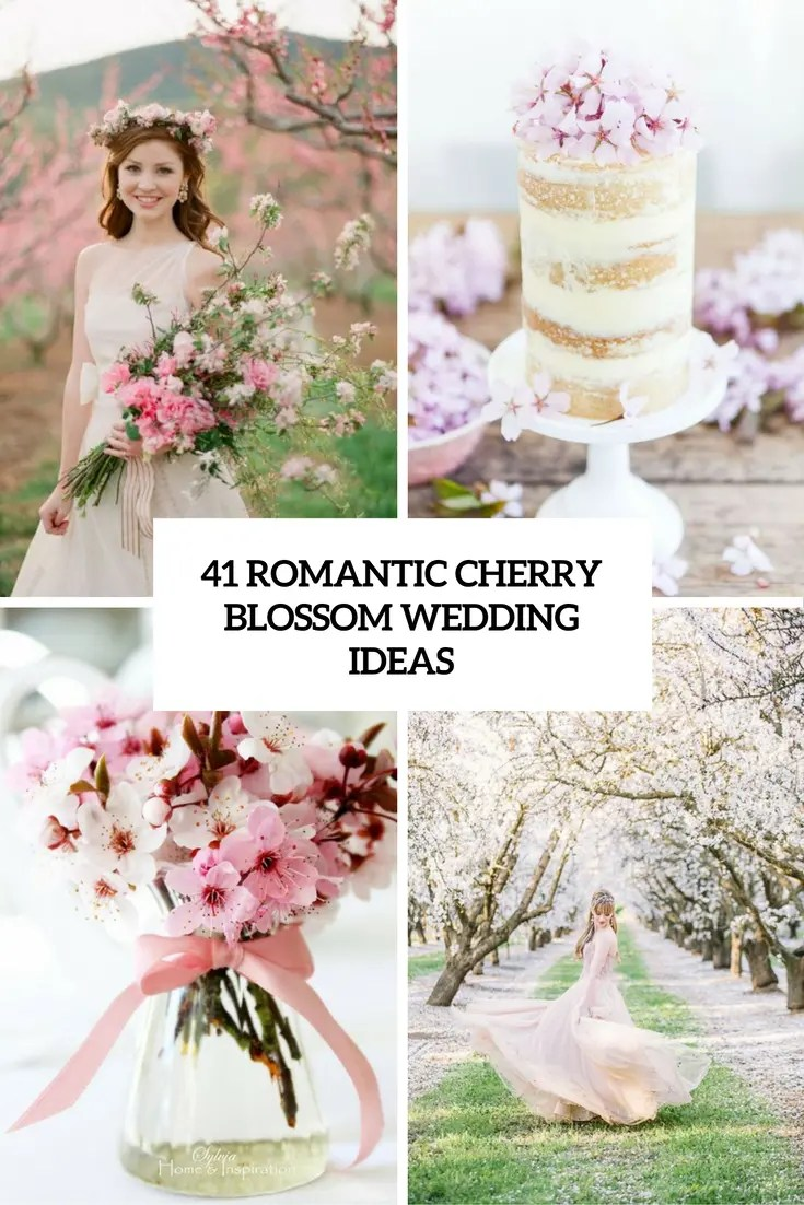 Cherry Blossom Home Decor