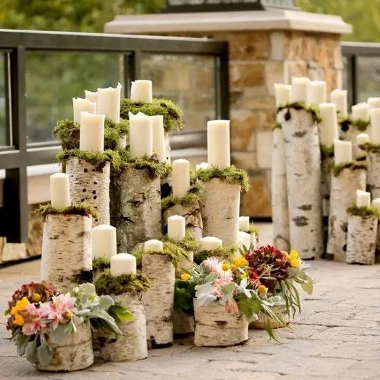 Cute Rustic Wedding Invitations