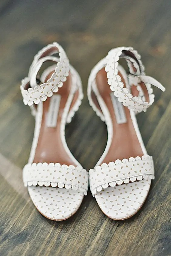Crystal Wedding Shoes