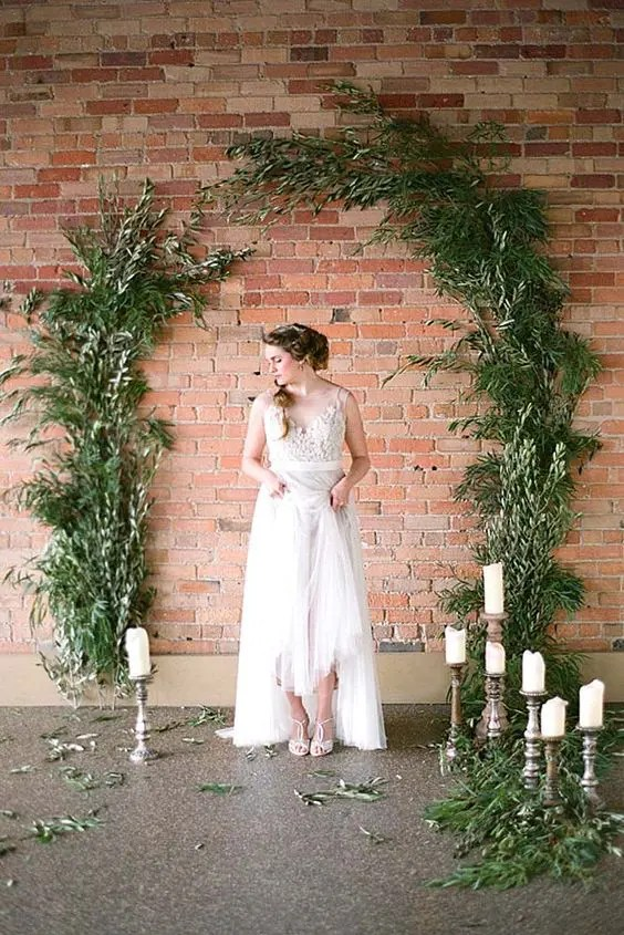 15 Gorgeous Indoor Wedding Backdrops To Try Obsigen