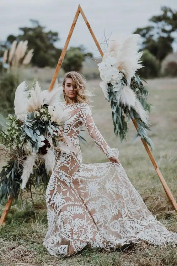 Fall Wedding Greenery
