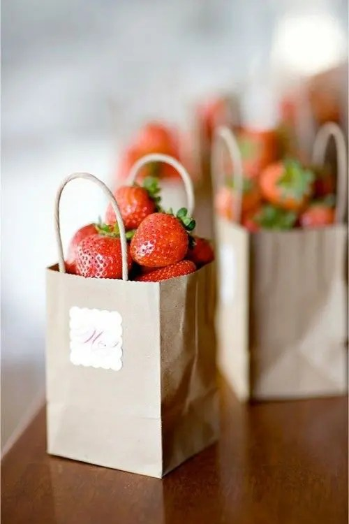 fresh strawberry is a delicious favor that will excite absolutely everyone