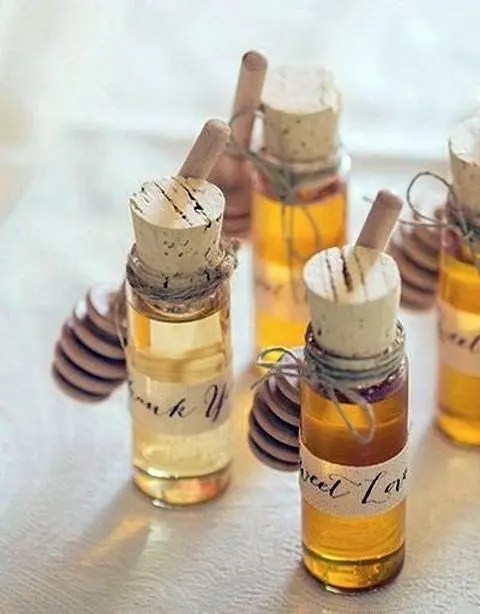 honey is always a good idea, many people enjoy this delicious thing