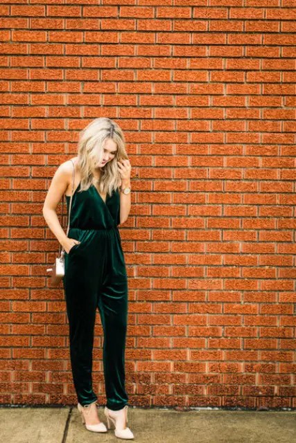 Jumpsuits | Gorgeous Fall Wedding Guest Outfits