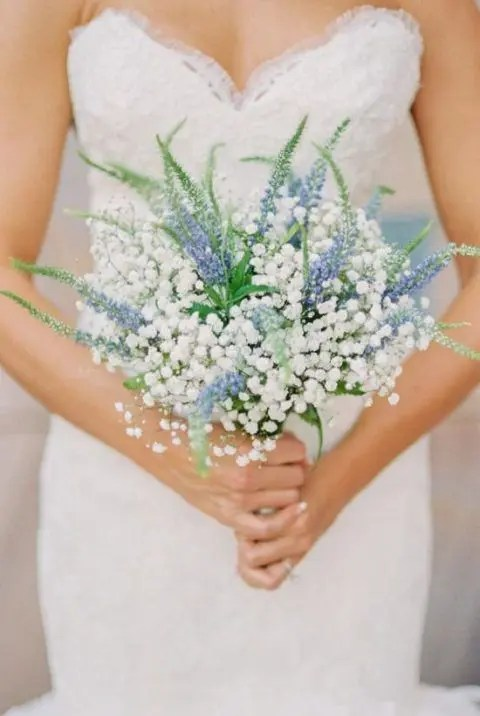 find out what flowers are seasonal and stick to them for your wedding florals to reduce the costs