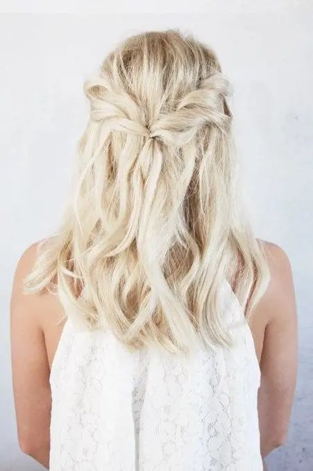 25 Easy And Chic Wedding Guest Hairstyles Crazyforus