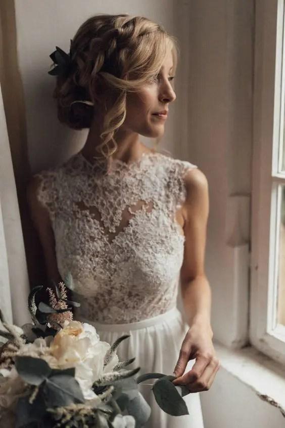 26 Dreamy Scandinavian Wedding Hair Ideas Crazyforus