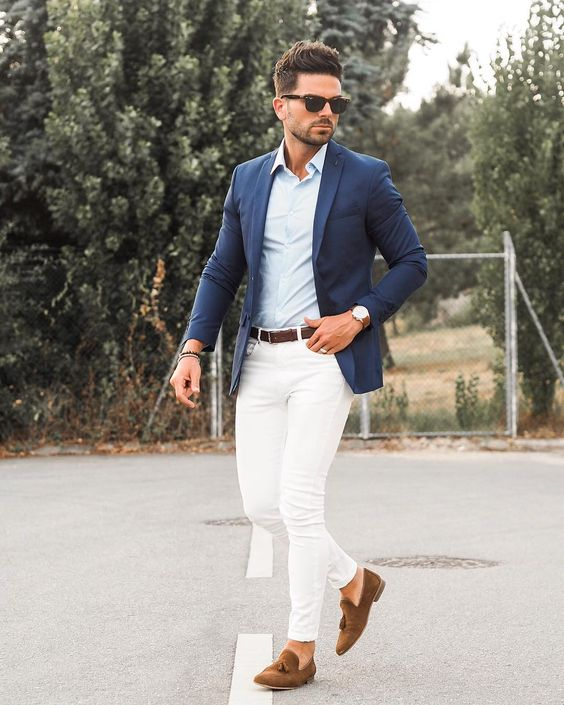 fddf4e3f4f8 24 Beach Wedding Guest Outfits For Men - crazyforus