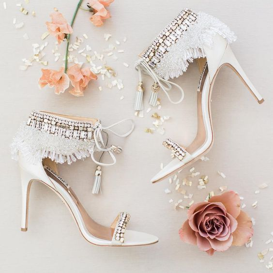 Boho Wedding Shoes