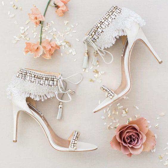 644dc707a8f 25 Edgy Boho Wedding Shoes And Boots - crazyforus