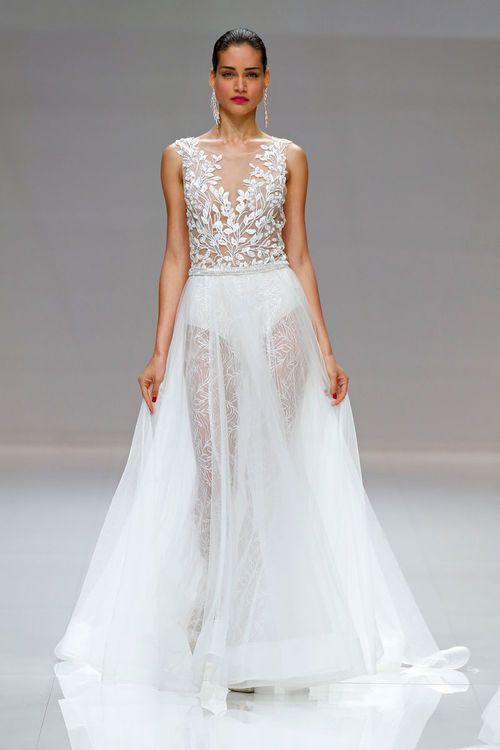 ceed876b58d 25 Naked Wedding Dresses For Daring Brides - crazyforus