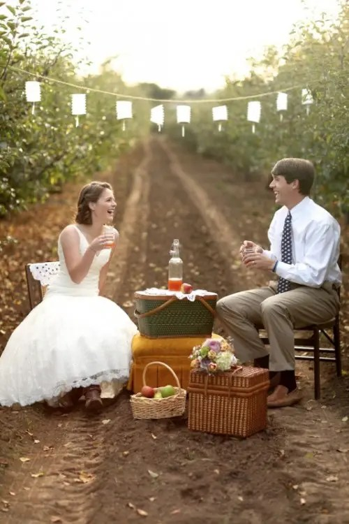 30 Romantic Wedding Picnic Ideas Weddingomania