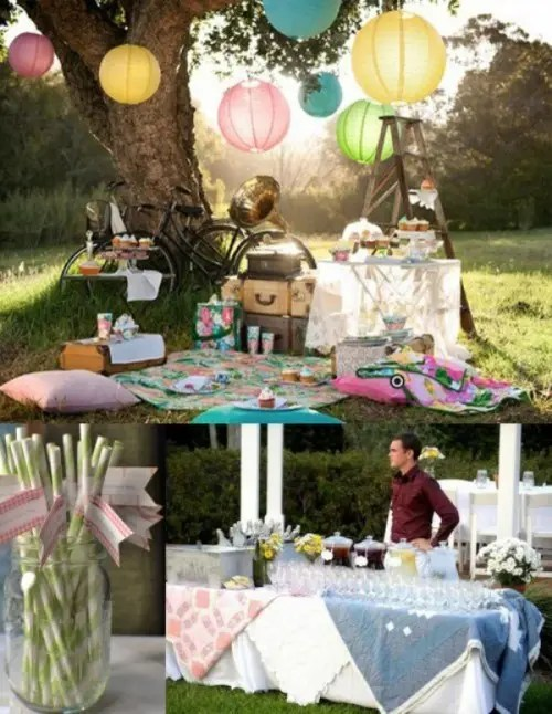 30 Romantic Wedding Picnic Ideas Weddingomania