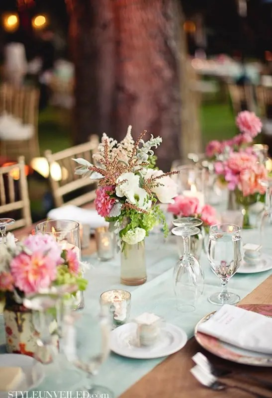 Mint Green Wedding Decor Ideas Decoration