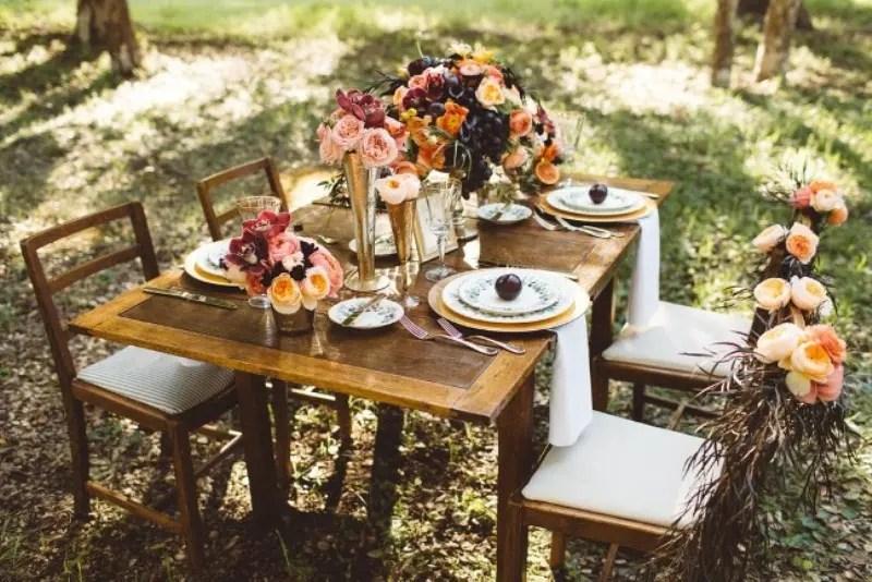 Fall Love Wedding Favors