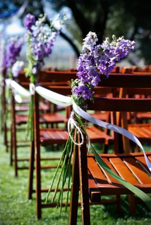 28 Fabulous Spring Wedding Aisle D 233 Cor Ideas Weddingomania