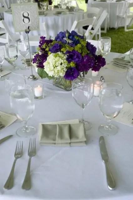 47 bright floral centerpieces for spring weddings - weddingomania