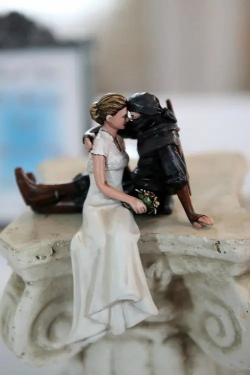 Offbeat Inspiration 45 Geeky Wedding Ideas Weddingomania
