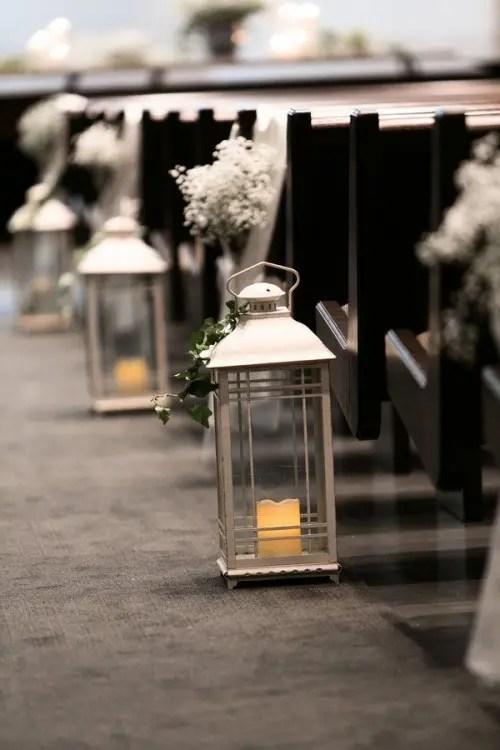 25 Gorgeous Winter Wedding Aisle Dcor Ideas Weddingomania