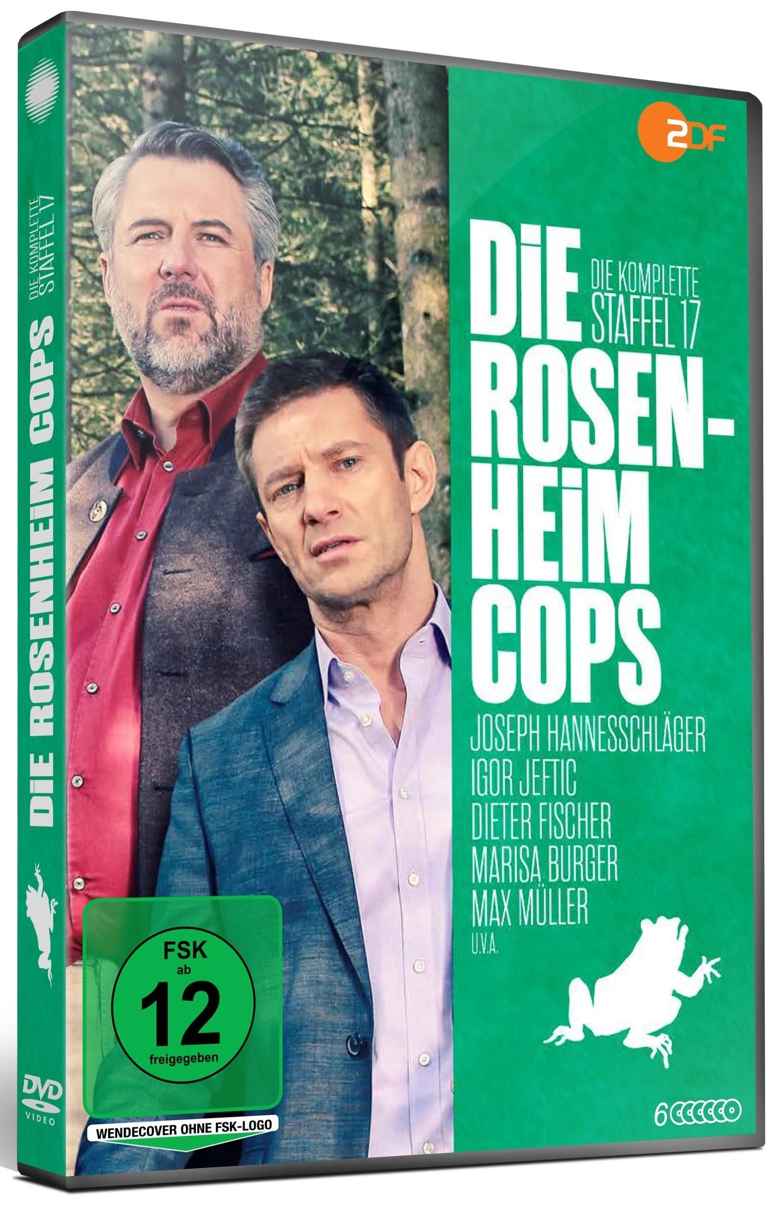 Die Rosenheim Cops Die Komplette Staffel 17 Dvd Weltbild De