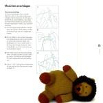 Stricken Nahen Werkzeug Kit Stickerei Stift Einstellen Diy Schlagen Nadel Nahen