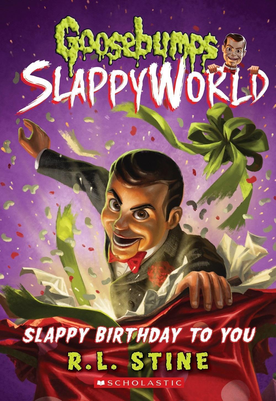 Slappy Birthday To You Goosebumps Slappyworld 1 Buch Versandkostenfrei