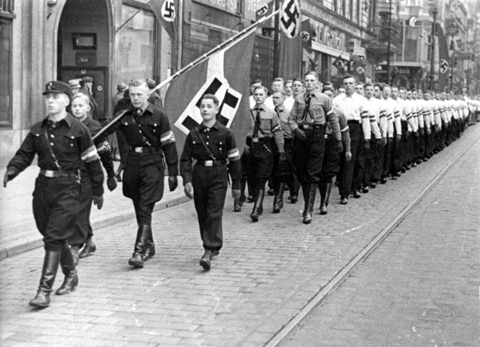 Wielkogermańska Rzesza - nazistowska wizja powojennej Europy