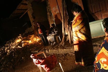 Trzesienie ziemii w Peru
