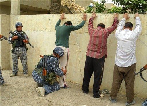 Znalezione obrazy dla zapytania wojsko usa w iraku