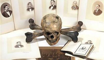 Znalezione obrazy dla zapytania organizacja czaszka i kosci zdjecia
