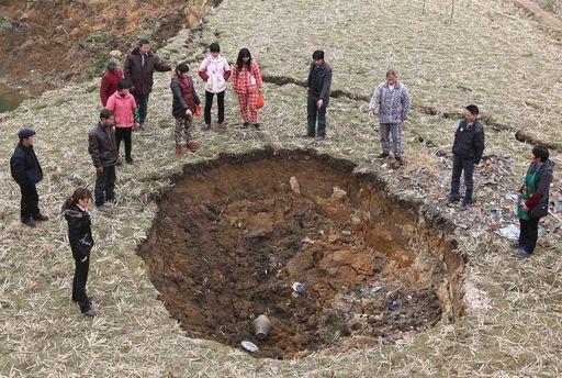Anomalia zaczyna przybierać rozmiary ogólnoświatowego kataklizmu