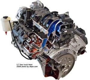 Półkuliste komory spalania  nie tylko Chrysler   Autokultpl