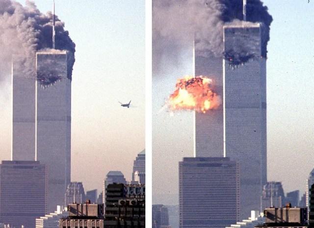 Znalezione obrazy dla zapytania budynek WTC w NY zdjecia