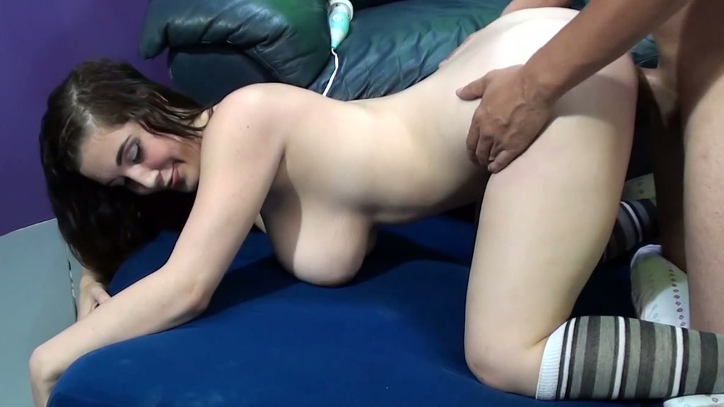 Doggystyle big tits Old Women