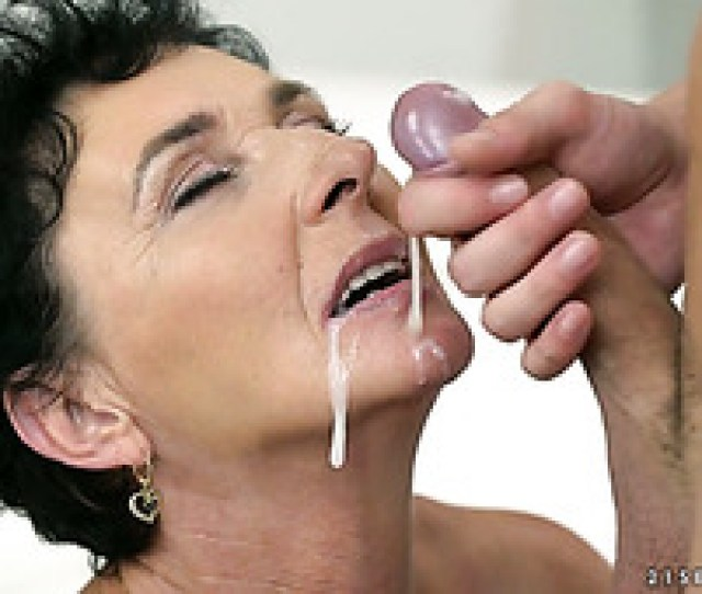 This Young Man Is Enjoying Some Steamy Fuck Session With A Hungry Mature Woman