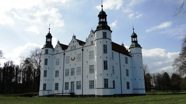 Schloss Ahrensburg Wikipedia