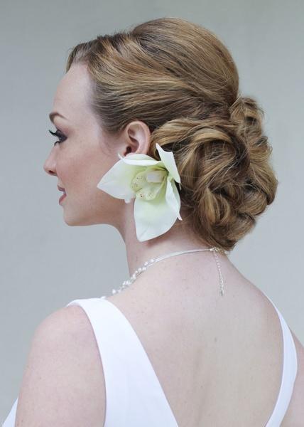 Hochzeitsfrisuren Fur Mittellanges Haar Brautfrisuren Fur