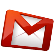 gmail logo stylized - Acesse o Facebook e o Twitter através do seu Gmail